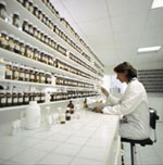 cosmetic industry production