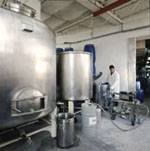 aromes parfumeurs production