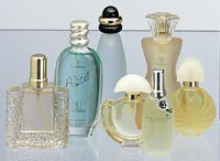 compositions parfums fragances exportation